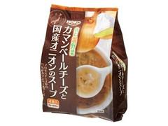 宝幸 カマンベールチーズと国産オニオンのスープ 4食入 袋32g