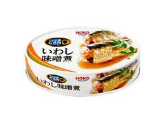 宝幸 いわし味噌煮 缶100g