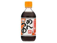 ヤマキ めんつゆ 瓶400ml