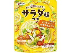 ヤマキ サラダ麺つゆ にぼしだしゆずレモン風味