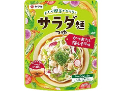 ヤマキ サラダ麺つゆ かつおだし梅しそ風味