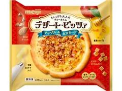明治 デザート・ピッツァ アップル&カスタード 袋114g