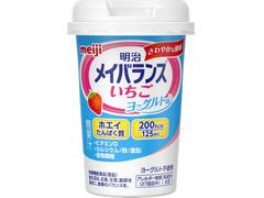 明治 メイバランス Miniカップ いちごヨーグルト味