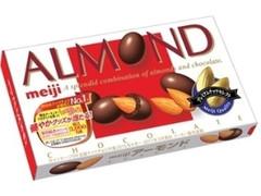 明治 アーモンドチョコレート 箱88g