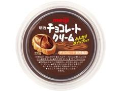 明治 チョコレートクリーム カップ220g
