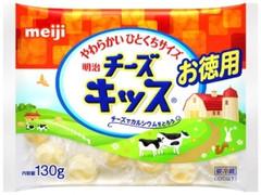 明治 チーズキッス お徳用 袋130g