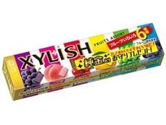 明治 キシリッシュ フルーツアソート 箱12粒