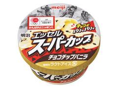 明治 エッセルスーパーカップ チョコチップバニラ カップ200ml