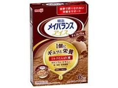 明治 メイバランスアイス チョコレート味 箱80ml×6
