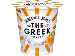 明治 THE GREEK YOGURT 5つの果実 カップ100g