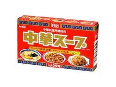 明治 中華スープ しょうゆ味 箱8g×5