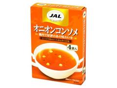 明治 JAL オニオンコンソメ 箱5.3g×4