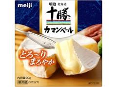 明治 北海道十勝 カマンベールチーズ
