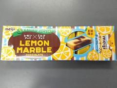 明治 レモンマーブルチョコレート 箱10枚