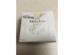 明治 メルティーキッス とろけるホワイト 箱25g
