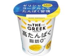 明治 THE GREEK YOGURT レモン&ハニー カップ100g