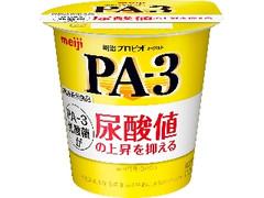 明治 プロビオヨーグルト PA‐3 カップ112g