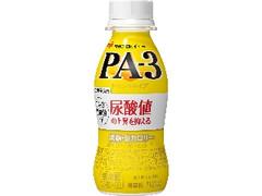 明治 プロビオヨーグルト PA‐3 ドリンクタイプ ボトル112ml