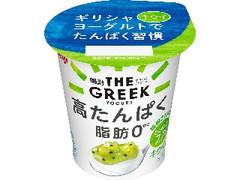 明治 THE GREEK YOGURT キウイ カップ100g