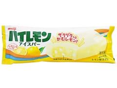 明治 ハイレモンアイスバー 袋85ml
