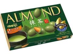 明治 アーモンドチョコレート 抹茶