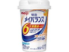 明治 メイバランス Mini カップ フルーツ・オレ味 カップ125ml