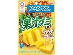 明治 果汁グミ ゴールデンパイン 袋47g