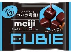 明治 ブラックチョコレート CUBIE