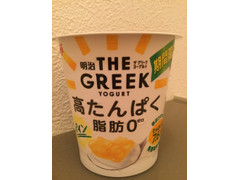 明治 THE GREEK YOGURT パイン