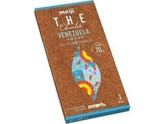 明治 ザ・チョコレート ベネズエラカカオ70