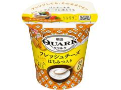 明治 QUARK フレッシュチーズ はちみつ入り