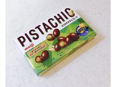 明治 ピスタチオチョコレート
