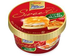 明治 エッセル スーパーカップ Sweet's シナモン香るりんごのタルト