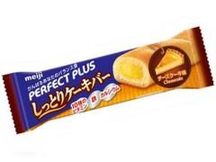 明治 パーフェクトプラス しっとりケーキバー チーズケーキ味 袋35g