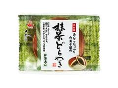 井村屋 あんこたっぷり 和菓子屋の抹茶どらやき 袋1個