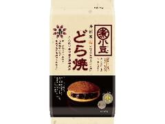 井村屋 煮小豆どら焼 袋4個