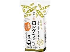 井村屋 ロングライフ豆腐 パック300g