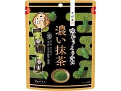 井村屋 味わうようかん 濃い抹茶 袋15g×7