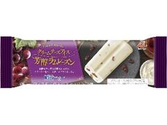 井村屋 クリームチーズアイス 芳醇ラムレーズン 袋65ml