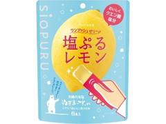 井村屋 ワンプッシュゼリー 塩ぷるレモン 袋15g×6