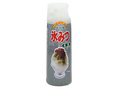 井村屋 氷みつ 抹茶 ボトル370g