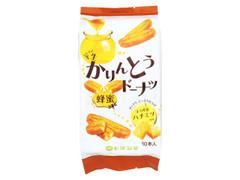 七尾製菓 半生かりんとうドーナツ 蜂蜜 袋10本