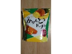 七尾製菓 半生かりんとうドーナツ パイン味 袋8本