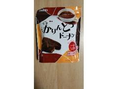 七尾製菓 半生かりんとうドーナツ ココア味 袋8本