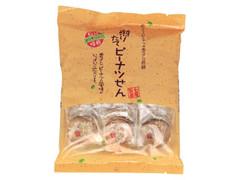 七尾製菓 煎りたてピーナツせん 袋2枚×27