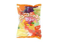 七尾製菓 ニコニコニッコリゼリー 袋18個