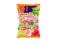 七尾製菓 ニコニコニッコリゼリー 袋20個