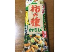 大森屋 柿の種わさび茶漬 袋5.4g×6