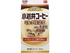 小岩井 コーヒーミルク仕立て パック500ml