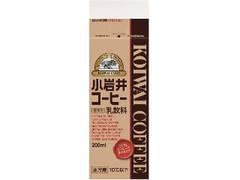 小岩井 小岩井コーヒー パック200ml